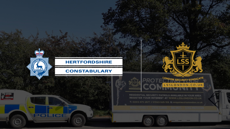 LSS signs significant agreement with Hertsmere Police